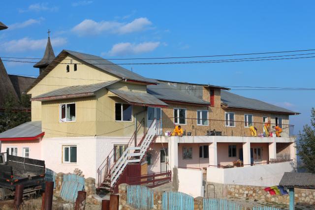 Campus Bisoca - proiect Ionut Vuta