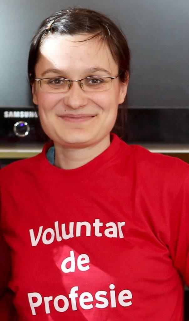 Alexandra Raureanu - Voluntar de Profesie 2014