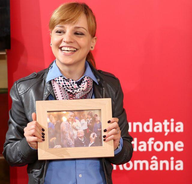 Amalia Terceanu - Voluntar de Profesie 2014