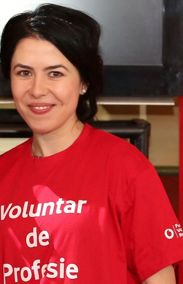 Anca Lazar - Voluntar de Profesie 2014