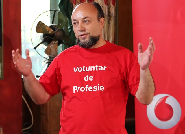 Dan Brad - Voluntar de Profesie 2014