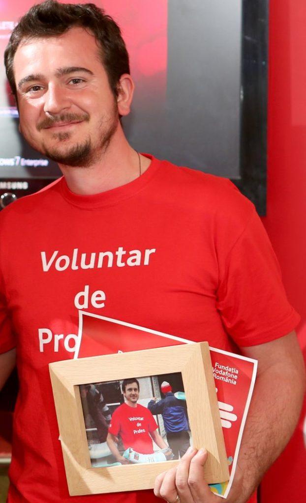 Ionut Vuta - Voluntar de Profesie 2014