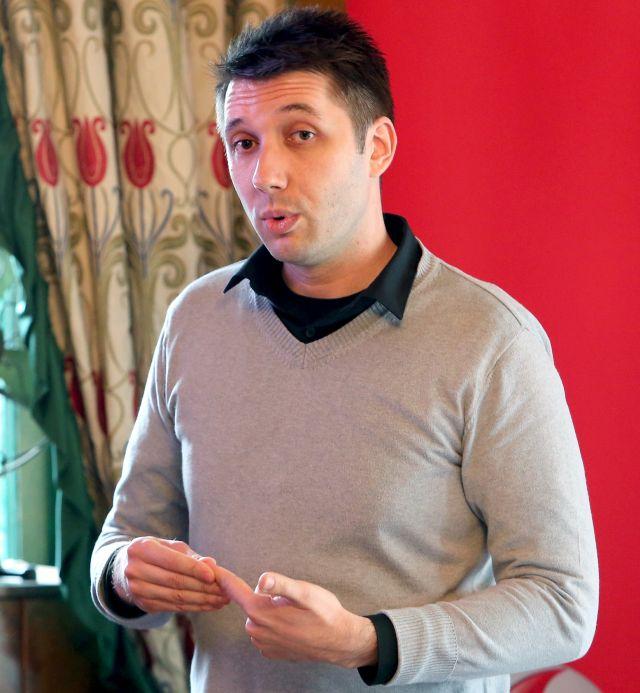 Laszlo Bodor - Voluntar de Profesie 2014