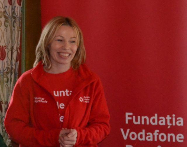 Laura Catarig - Voluntar de Profesie 2014