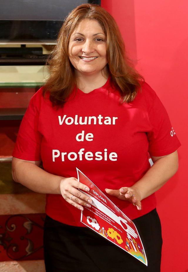 Maria Culescu - Voluntar de Profesie 2014
