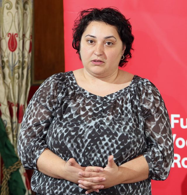 Raluca Muntean - Voluntar de Profesie 2014