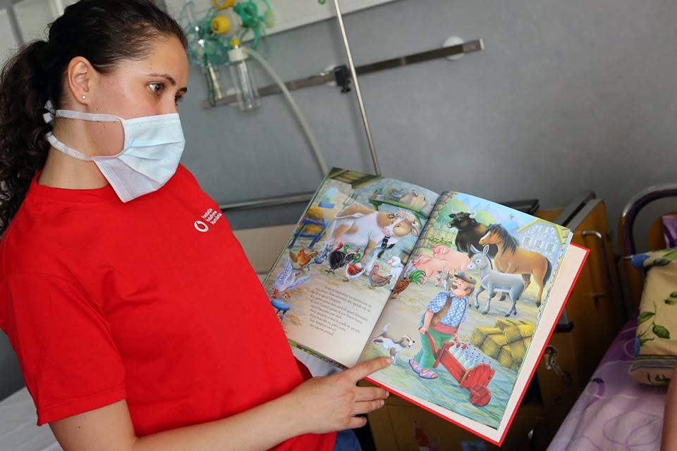 Sa citim povesti copiilor