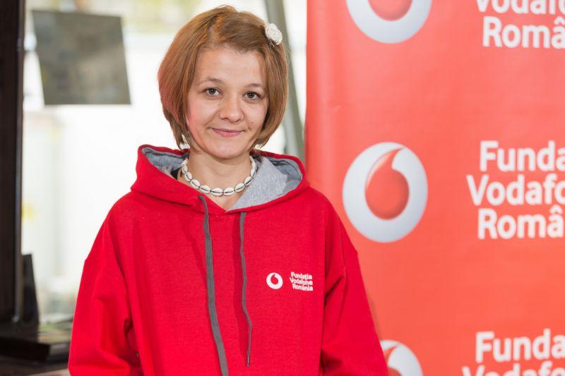 Voluntar de Profesie - Cristina Serban