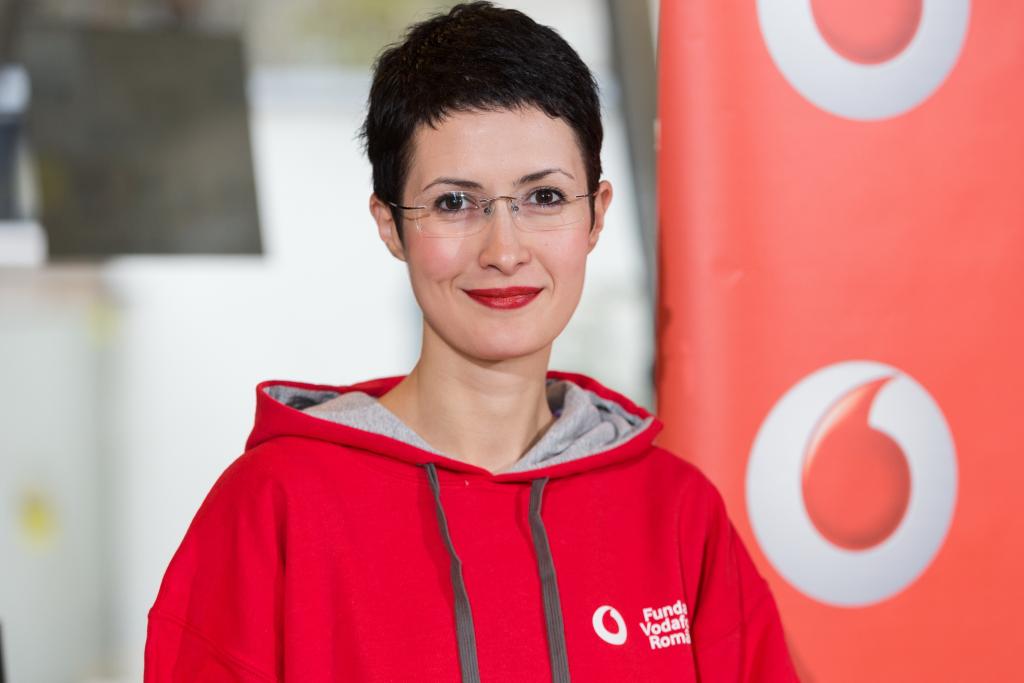 Voluntar de Profesie - Daniela Staicu