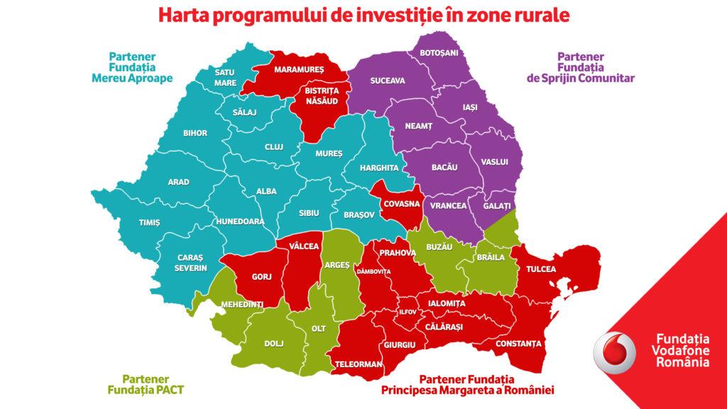 Harta Programului de Investitie in zone rurale_16p9