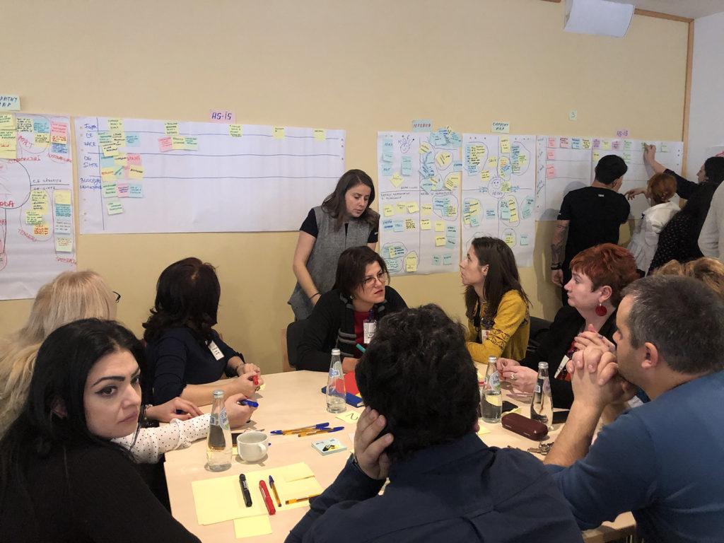 IBM Design Thinking - Scoala Din Valiza